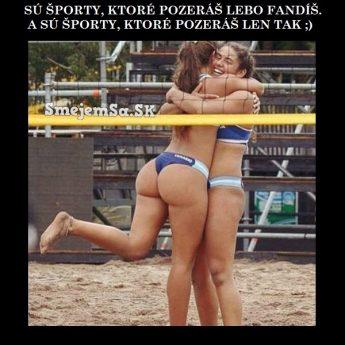 Šport ako šport