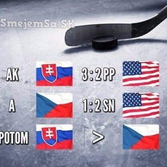 Slovensko vs. Česko