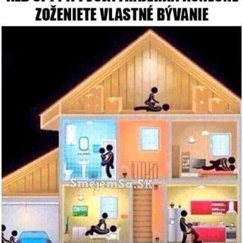 Nové bývanie
