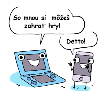 Smartphone vs. ostatná elektronika