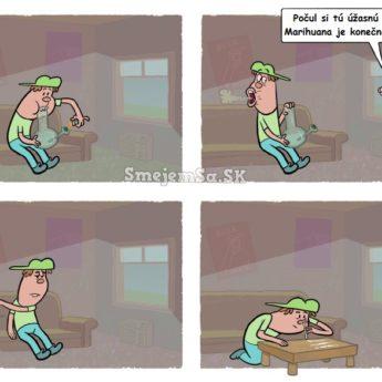 Legalizácia marihuany