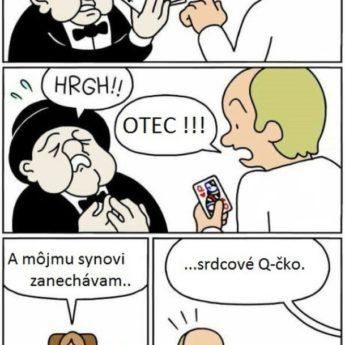 Srdcové Q-čko