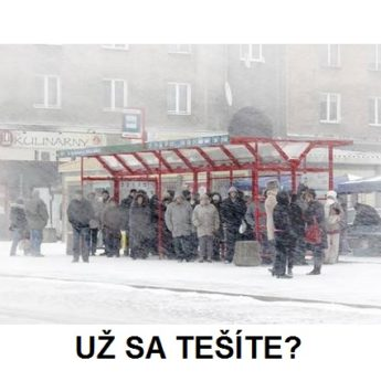 Zima prichádza