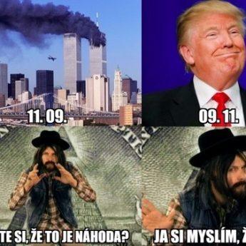 11. september vs. 9. november