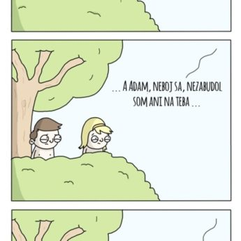 Potrestaná Eva i Adam